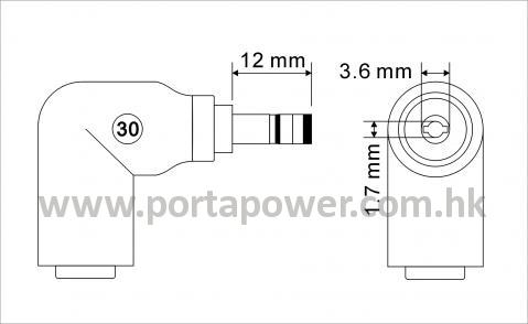 ST4001 105 62 mm/13 mm mnBKH